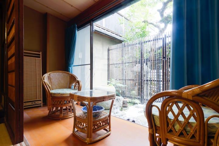 Kyo-machiya YAMAWA HOUSE
