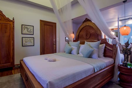 Romantic Suite with Sunset View - Krong Siem Reap - Bed & Breakfast