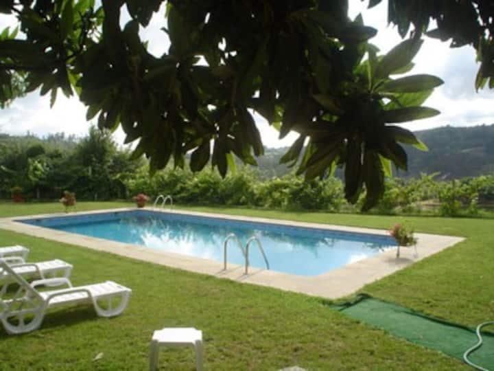 Casa do Espigueiro , with pool.
