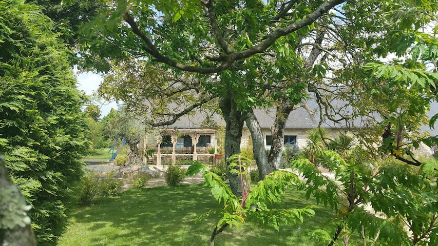 At the heart of the Breton legends - Nostang - Bed & Breakfast