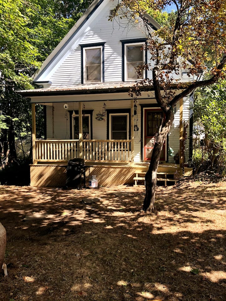 Greenville Junct. Cabin Close to Lake & ATV Trails