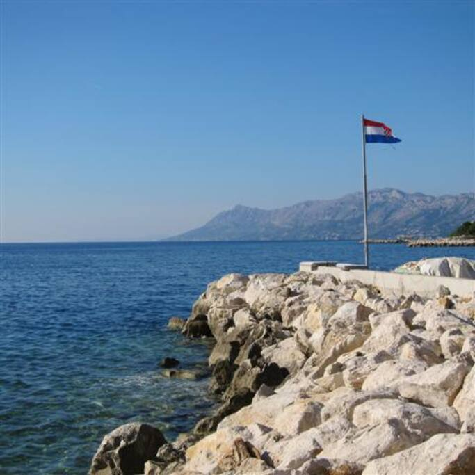 Sunny Croatia!