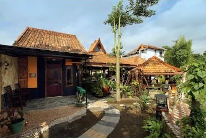 Villa in the city center of Yogya