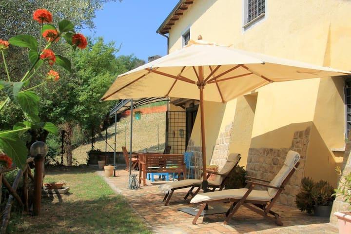 Cottage Sabina near Rome - Torrita Tiberina - Casa de campo
