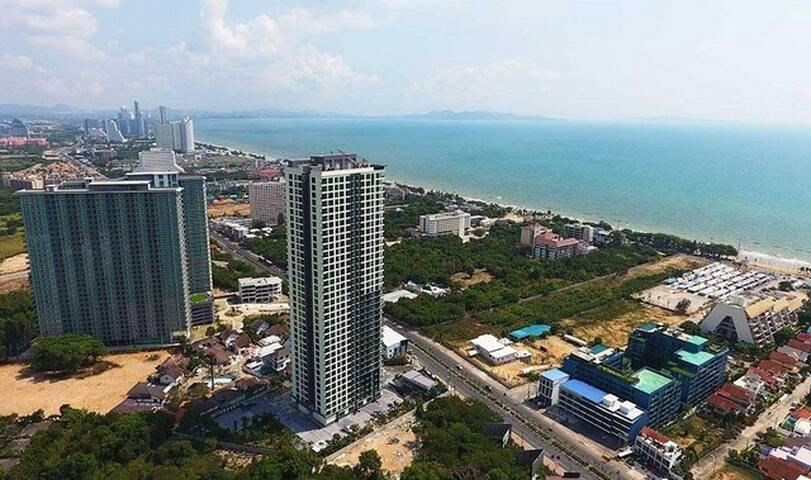 Dusit Grand Condo View, Pattaya