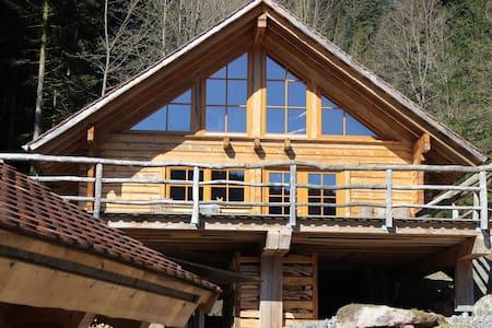 Schwarzwald Blockhaus - Flößerhaus