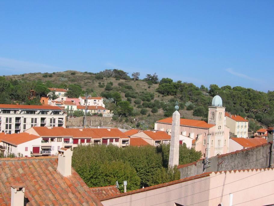 F3 en duplex vue panoramique appartements louer port - Maison de retraite la castellane port vendres ...