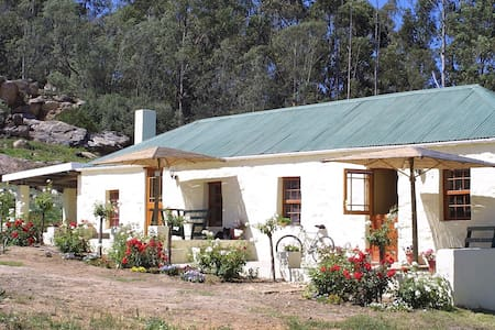 Over the Mountain Guest Farm - House of Grace