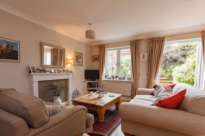 Beautiful Town House in Lymington - Lymington - Townhouse