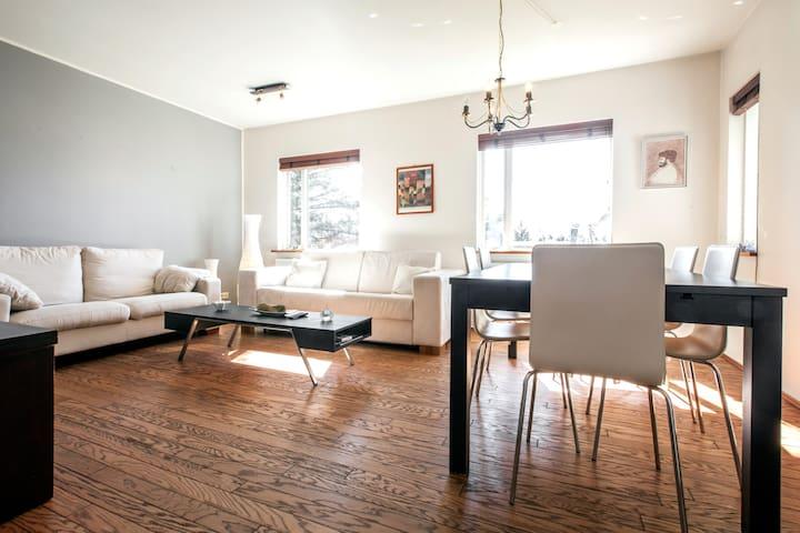 Modern apartment in a quiet street, great location - Reykjavík - Apartment