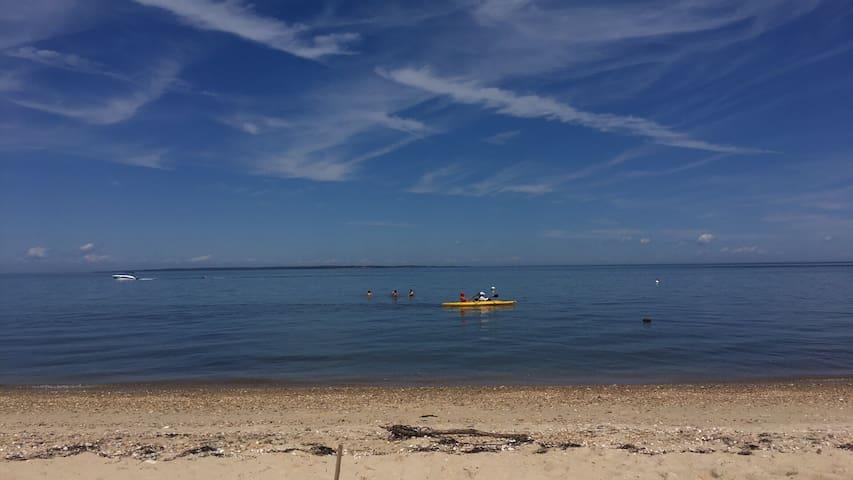 Nature paradise near Bay Beach III