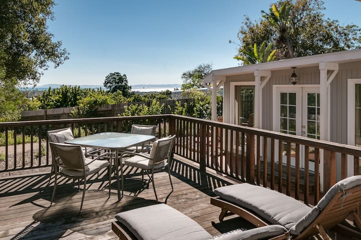 Private Carpinteria Cottage w/ Hot Tub - Carpinteria - Cabin