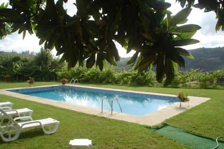 Casa do Celeiro (T1) com Piscina. - marco de canaveses - Villa