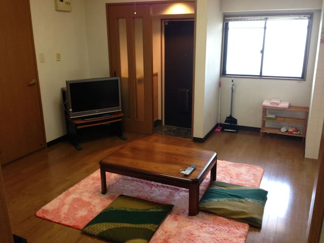 Close to the station沖松島駅まで徒歩1分502号室 - takamatsu - Apartment
