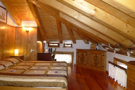 BEAUTIFUL APARTMENT - DOLOMITES - Borca - Apartment