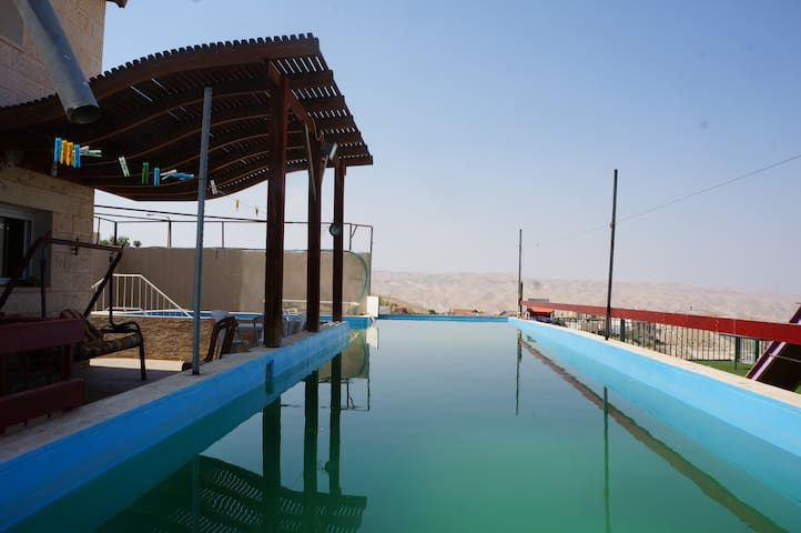 Private Pool 20km from Jerusalem - Kudüs - Daire