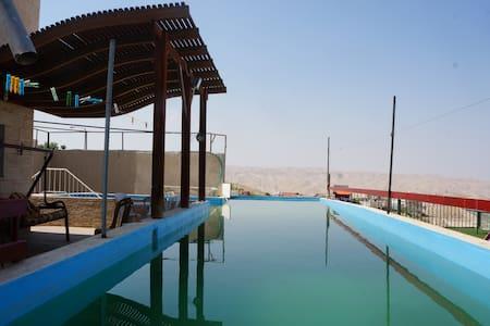 Private Pool 20km from Jerusalem - Jeruzsálem