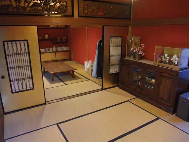 Cozy traditional Japanese house with parking,wi-fi - Kanazawa-shi - Hus