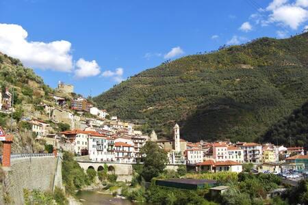 Bel appartement centre Badalucco - Badalucco