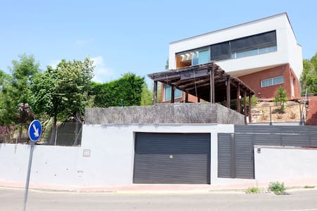 Designer villa with pool - Sitges - Villa
