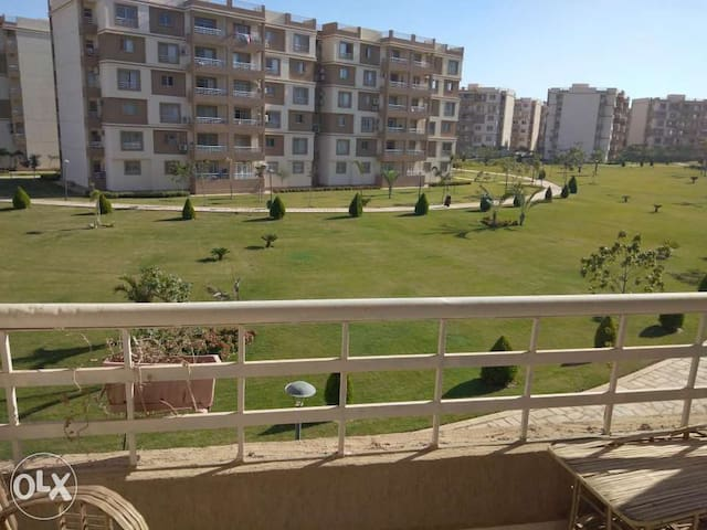 Near all services and RS Market, wide garden view