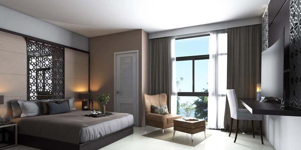 Dynamic double room in Koh Lanta, Krabi - Ko Lanta Yai - Pis
