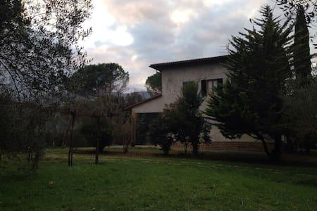 Affittasi stanza con bagno in villa - Cetona