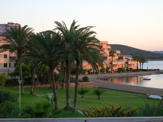 1ª Linea La Manga del Mar Menor - San Javier - Apartamento