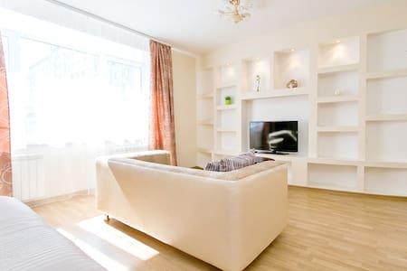 Отличная квартира в центре на ул.Невзоровых, 66а - Nizhny Novgorod - Apartemen