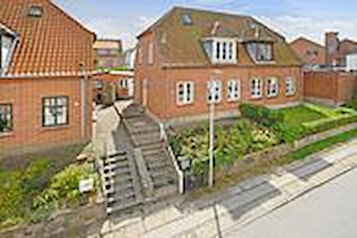 Nice small furnished apartment - Kolding - Apartament