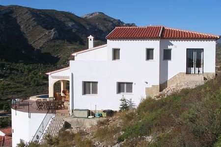 Modern Villa in Semi-Rural Spain - Pedreguer - Villa
