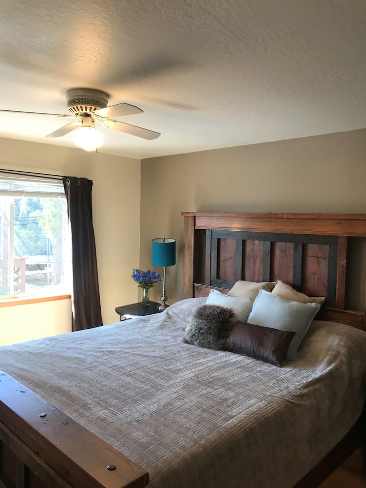 Master Bedroom - Country Home