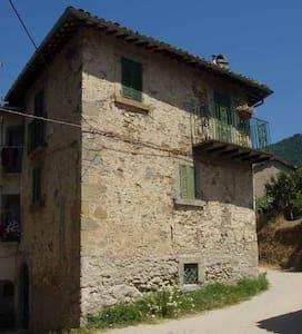 Casa a S. Angelo - Cerro di Galloro - Amatrice