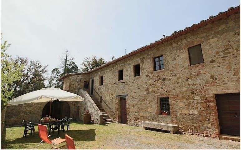 FarmhouseB 4/5pp,big shared pool,gorgeous farm - Sarteano - Apartamento