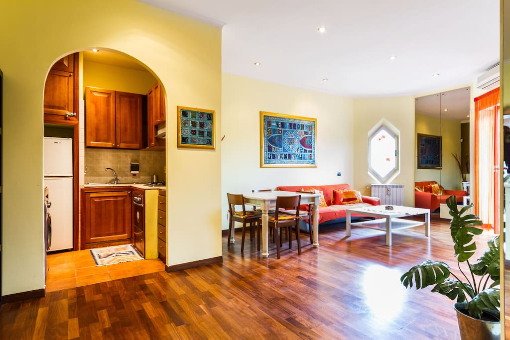 Peppe house in trastevere appartamenti in affitto a roma for Affitto uffici roma trastevere