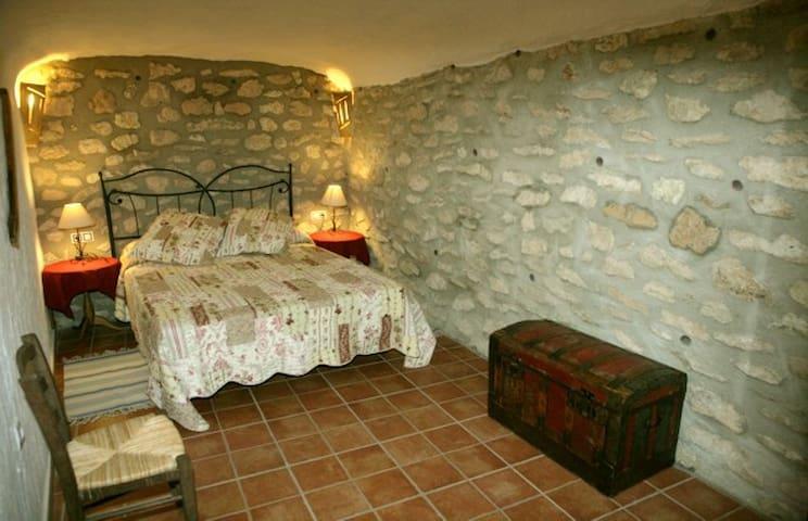 Casa cueva La Piedra - Galera - Cave