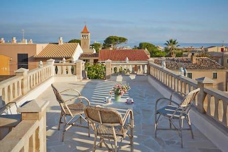 charmantes Haus Meernähe - Colonia de Sant Pere - Hus