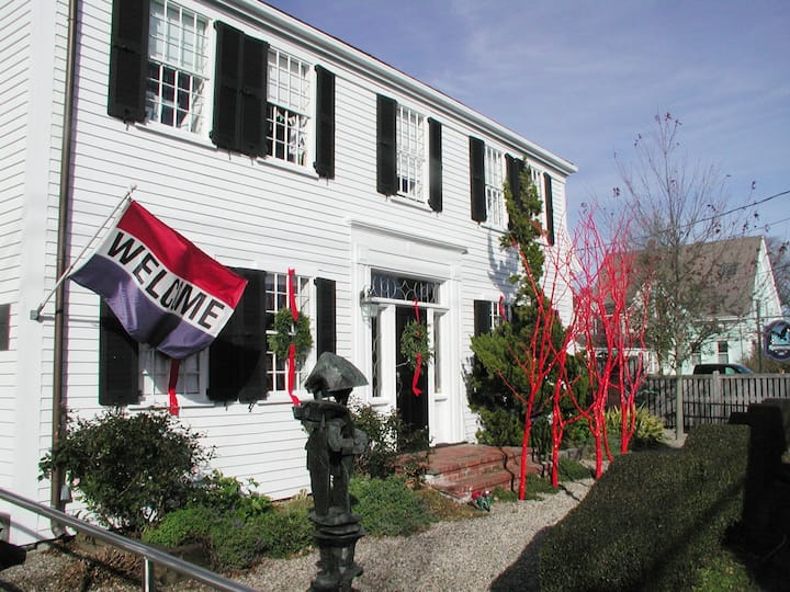 Visit the Provincetown Art museum