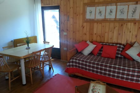 apartment in the countryside - Santa Caterina di Valfurva