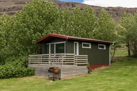 Cozy cottage on a farm - Kjósarhreppur - Yurt