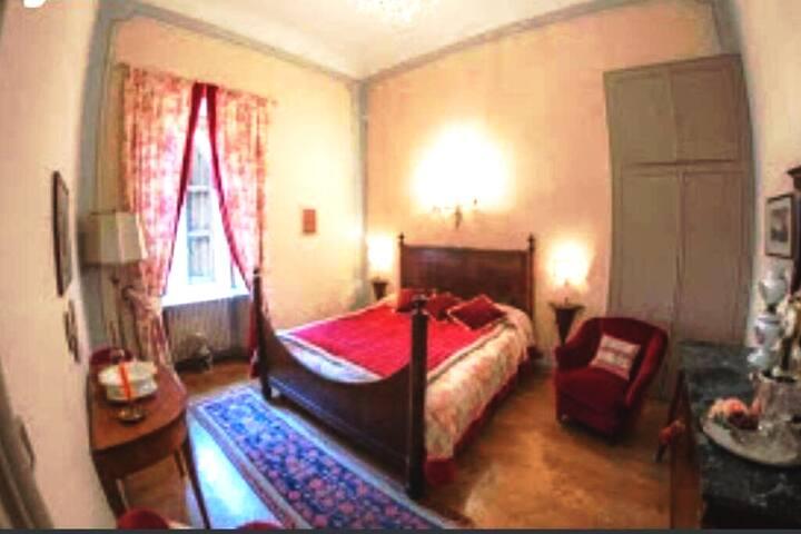 Suite 5 deLux Castello di Mornico Losana
