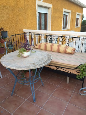 Bed & Breakfast en calpe