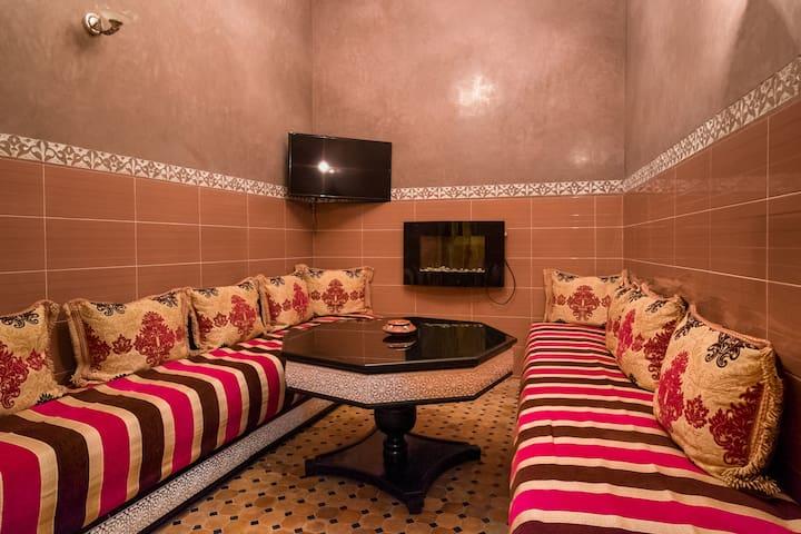 Riad Maryam, chambre d'amis - Meknes - Bed & Breakfast