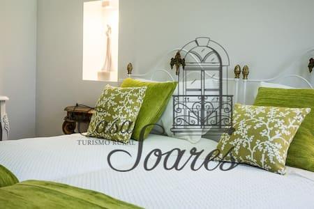 Casa Soares - Sobrado Velho - Milheirós de Poiares
