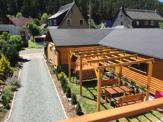 Ferienhaus Gebhardt / Thüringer Wald