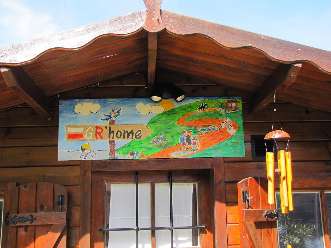Fronton GR'Home