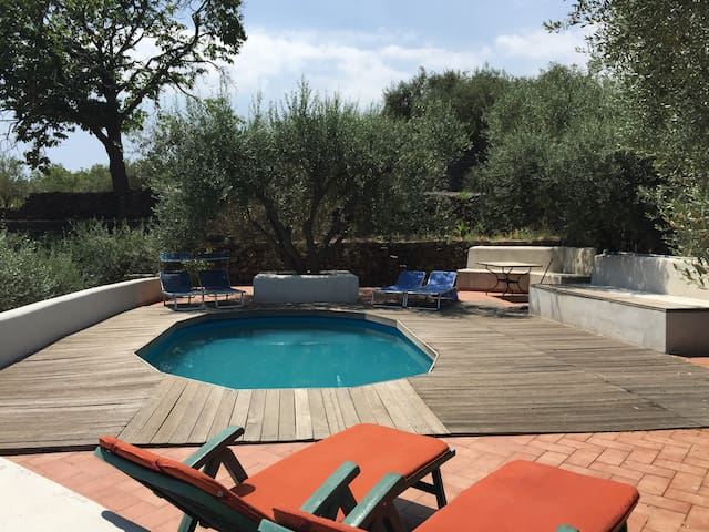Etna, Sea, Hot Tub and private Pool - Piedimonte Etneo