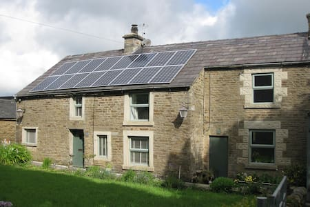 Clough Head Cottage, Nr Buxton - Buxton