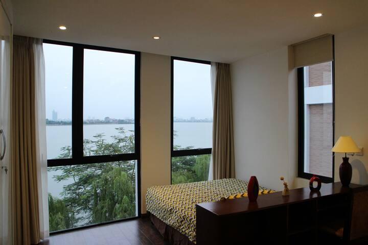 $550 monthly - Service Apartment - Hanoi, Tay Ho - Byt