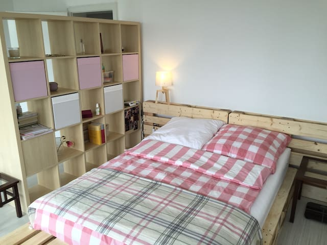 Central and nice flat!!! - Mannheim - Apartment